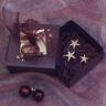 fioletowe pudełko z karnetem